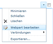 SharePoint_2010_WebPart_Kontext_Menu